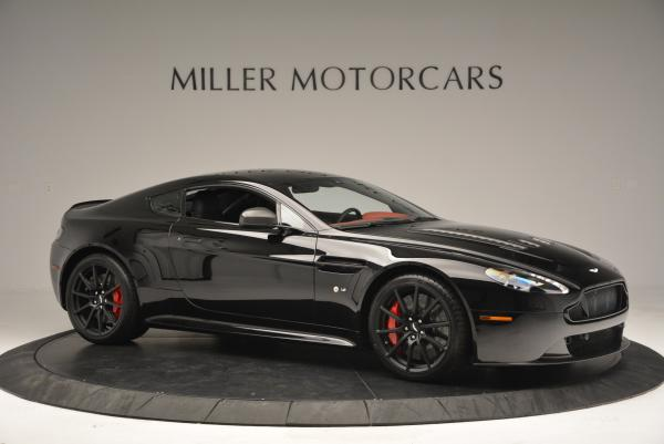 New 2015 Aston Martin V12 Vantage S for sale Sold at Rolls-Royce Motor Cars Greenwich in Greenwich CT 06830 10