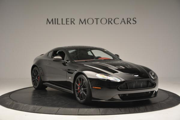 New 2015 Aston Martin V12 Vantage S for sale Sold at Rolls-Royce Motor Cars Greenwich in Greenwich CT 06830 11
