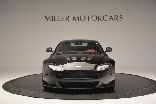 New 2015 Aston Martin V12 Vantage S for sale Sold at Rolls-Royce Motor Cars Greenwich in Greenwich CT 06830 12