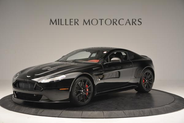 New 2015 Aston Martin V12 Vantage S for sale Sold at Rolls-Royce Motor Cars Greenwich in Greenwich CT 06830 2