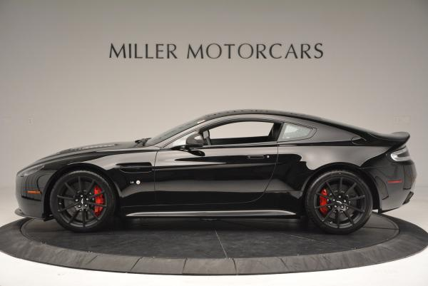 New 2015 Aston Martin V12 Vantage S for sale Sold at Rolls-Royce Motor Cars Greenwich in Greenwich CT 06830 3