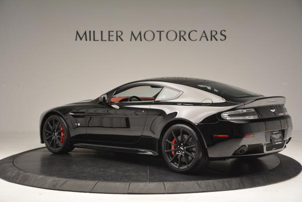 New 2015 Aston Martin V12 Vantage S for sale Sold at Rolls-Royce Motor Cars Greenwich in Greenwich CT 06830 4