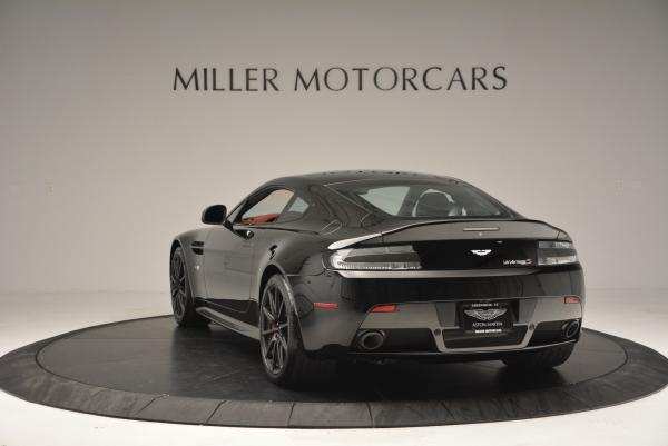 New 2015 Aston Martin V12 Vantage S for sale Sold at Rolls-Royce Motor Cars Greenwich in Greenwich CT 06830 5