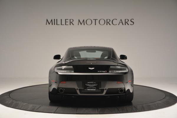 New 2015 Aston Martin V12 Vantage S for sale Sold at Rolls-Royce Motor Cars Greenwich in Greenwich CT 06830 6