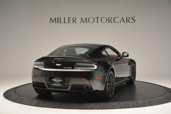 New 2015 Aston Martin V12 Vantage S for sale Sold at Rolls-Royce Motor Cars Greenwich in Greenwich CT 06830 7