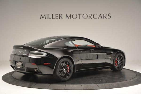New 2015 Aston Martin V12 Vantage S for sale Sold at Rolls-Royce Motor Cars Greenwich in Greenwich CT 06830 8