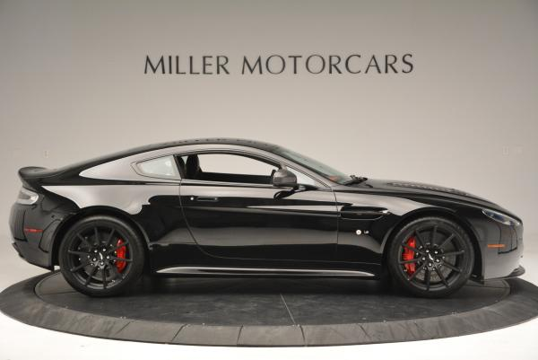 New 2015 Aston Martin V12 Vantage S for sale Sold at Rolls-Royce Motor Cars Greenwich in Greenwich CT 06830 9