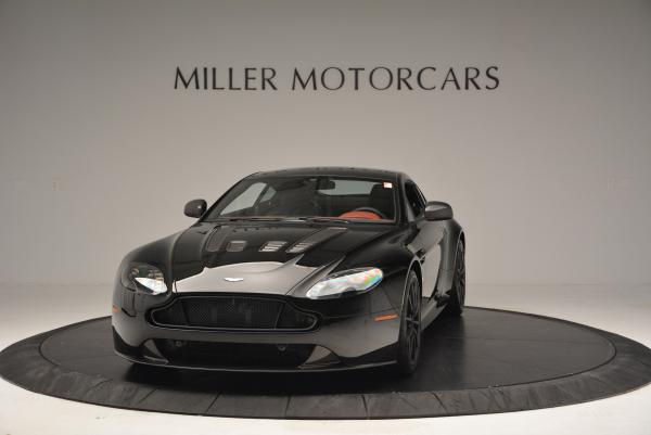 New 2015 Aston Martin V12 Vantage S for sale Sold at Rolls-Royce Motor Cars Greenwich in Greenwich CT 06830 1