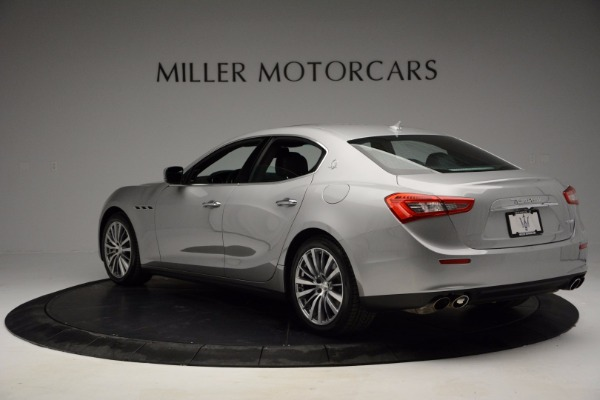 New 2017 Maserati Ghibli S Q4 for sale Sold at Rolls-Royce Motor Cars Greenwich in Greenwich CT 06830 5