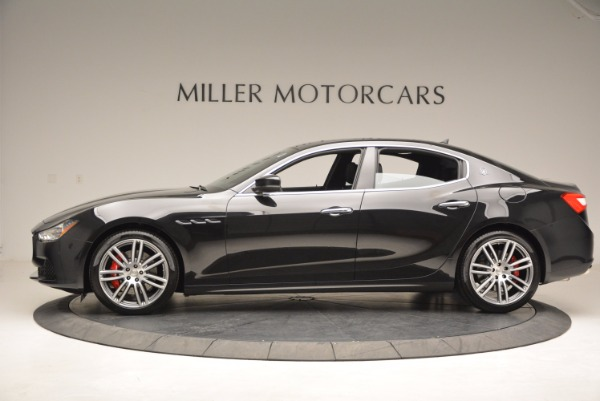 New 2017 Maserati Ghibli SQ4 for sale Sold at Rolls-Royce Motor Cars Greenwich in Greenwich CT 06830 3