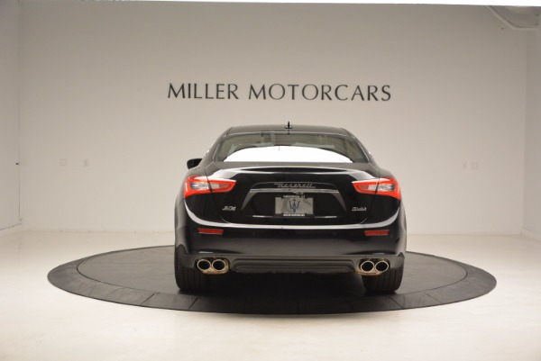 New 2017 Maserati Ghibli SQ4 for sale Sold at Rolls-Royce Motor Cars Greenwich in Greenwich CT 06830 6