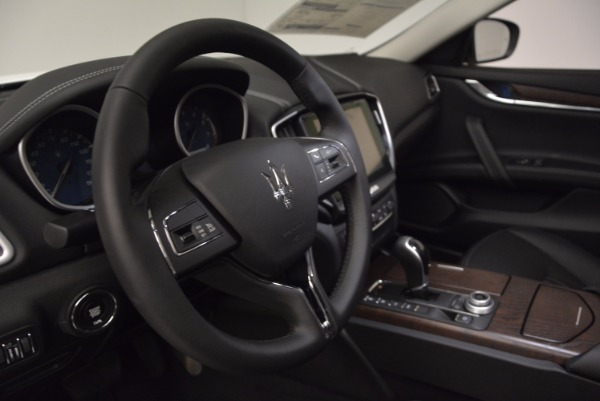 New 2017 Maserati Ghibli SQ4 for sale Sold at Rolls-Royce Motor Cars Greenwich in Greenwich CT 06830 16