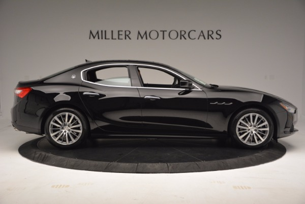 New 2017 Maserati Ghibli SQ4 for sale Sold at Rolls-Royce Motor Cars Greenwich in Greenwich CT 06830 9