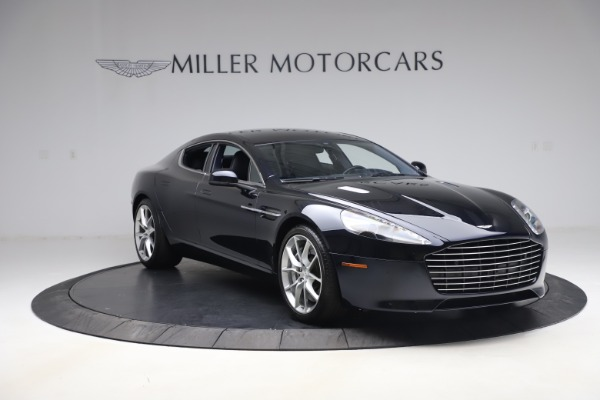 New 2016 Aston Martin Rapide S Base for sale Sold at Rolls-Royce Motor Cars Greenwich in Greenwich CT 06830 10