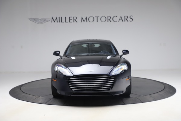 New 2016 Aston Martin Rapide S Base for sale Sold at Rolls-Royce Motor Cars Greenwich in Greenwich CT 06830 11