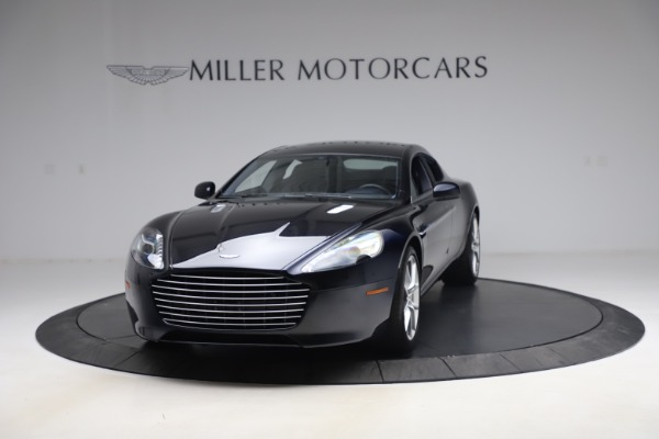 New 2016 Aston Martin Rapide S Base for sale Sold at Rolls-Royce Motor Cars Greenwich in Greenwich CT 06830 12