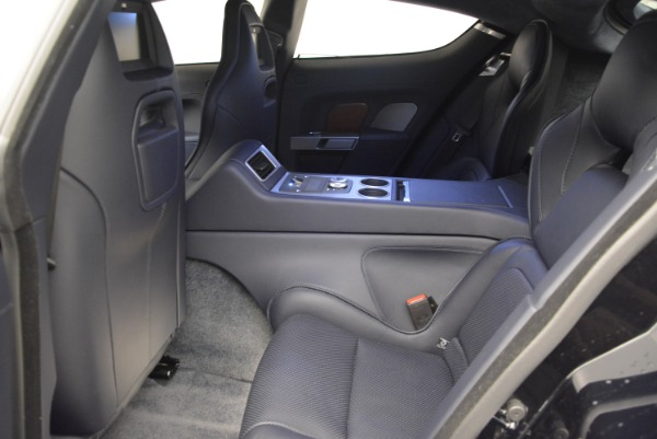 Used 2016 Aston Martin Rapide S for sale $119,900 at Rolls-Royce Motor Cars Greenwich in Greenwich CT 06830 16