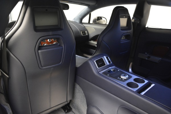 New 2016 Aston Martin Rapide S Base for sale Sold at Rolls-Royce Motor Cars Greenwich in Greenwich CT 06830 18