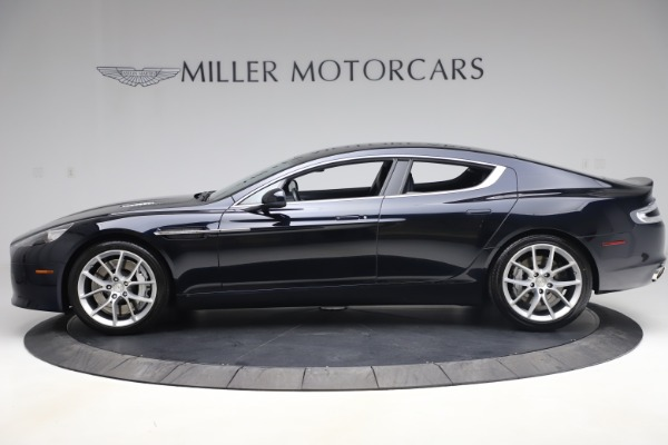 New 2016 Aston Martin Rapide S Base for sale Sold at Rolls-Royce Motor Cars Greenwich in Greenwich CT 06830 2