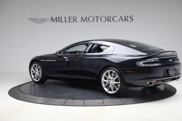 New 2016 Aston Martin Rapide S Base for sale Sold at Rolls-Royce Motor Cars Greenwich in Greenwich CT 06830 3