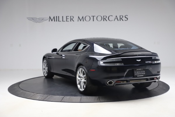 Used 2016 Aston Martin Rapide S Sedan for sale $123,900 at Rolls-Royce Motor Cars Greenwich in Greenwich CT 06830 4