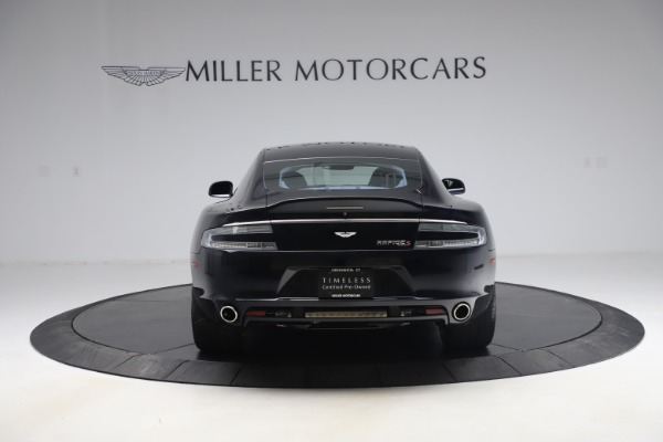 New 2016 Aston Martin Rapide S Base for sale Sold at Rolls-Royce Motor Cars Greenwich in Greenwich CT 06830 5