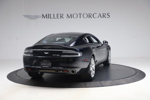 Used 2016 Aston Martin Rapide S for sale $119,900 at Rolls-Royce Motor Cars Greenwich in Greenwich CT 06830 6