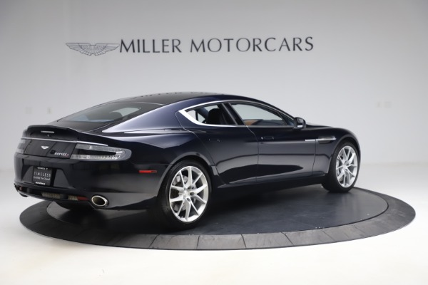 New 2016 Aston Martin Rapide S Base for sale Sold at Rolls-Royce Motor Cars Greenwich in Greenwich CT 06830 7