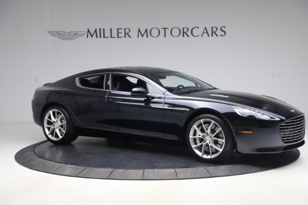 Used 2016 Aston Martin Rapide S Sedan for sale $123,900 at Rolls-Royce Motor Cars Greenwich in Greenwich CT 06830 8