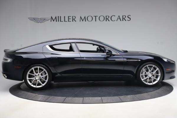 New 2016 Aston Martin Rapide S Base for sale Sold at Rolls-Royce Motor Cars Greenwich in Greenwich CT 06830 9