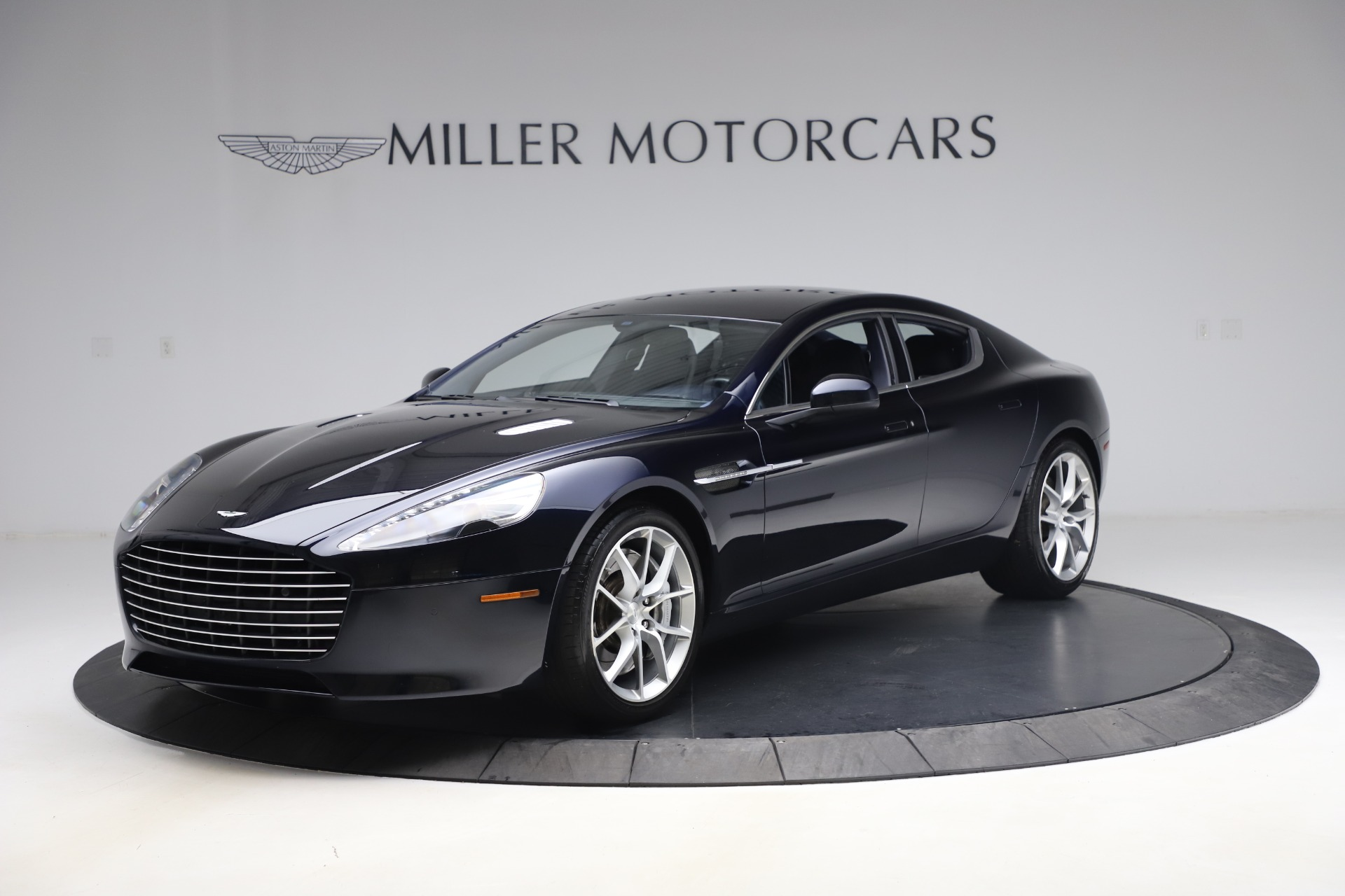 Used 2016 Aston Martin Rapide S for sale $119,900 at Rolls-Royce Motor Cars Greenwich in Greenwich CT 06830 1