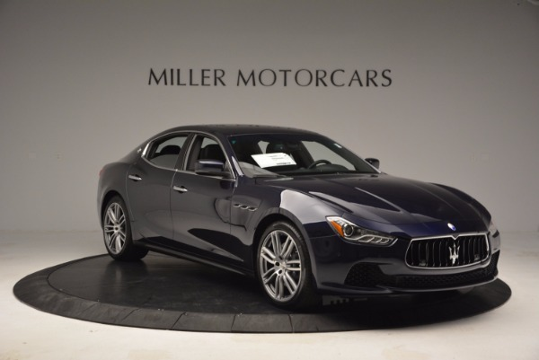 New 2017 Maserati Ghibli S Q4 for sale Sold at Rolls-Royce Motor Cars Greenwich in Greenwich CT 06830 11