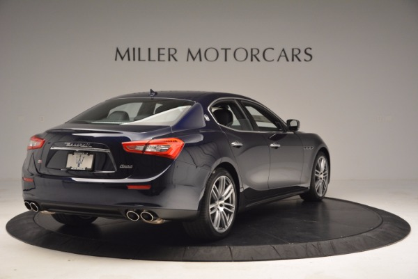 New 2017 Maserati Ghibli S Q4 for sale Sold at Rolls-Royce Motor Cars Greenwich in Greenwich CT 06830 7