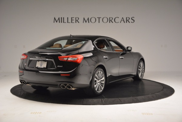 New 2017 Maserati Ghibli SQ4 for sale Sold at Rolls-Royce Motor Cars Greenwich in Greenwich CT 06830 7