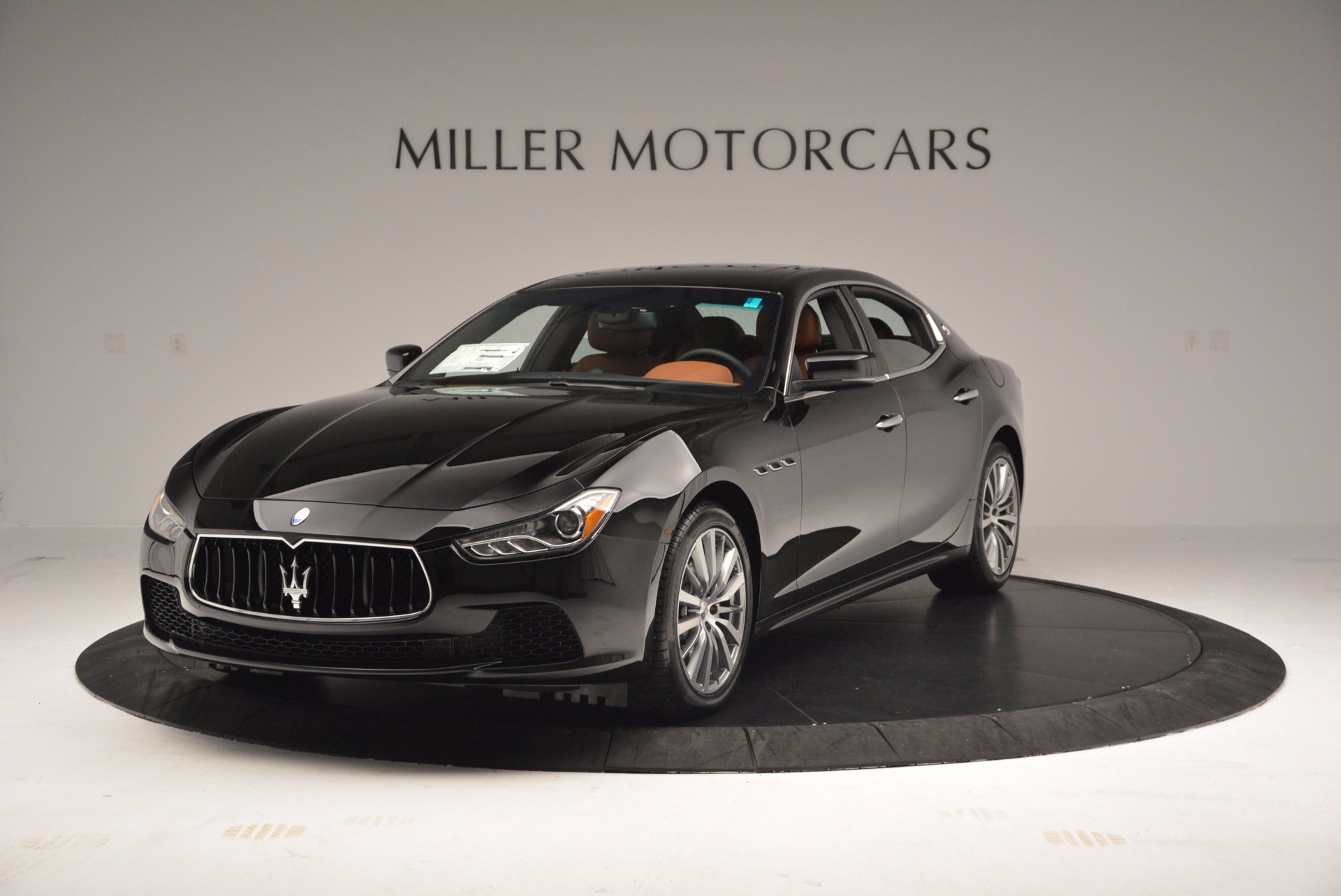 New 2017 Maserati Ghibli SQ4 for sale Sold at Rolls-Royce Motor Cars Greenwich in Greenwich CT 06830 1