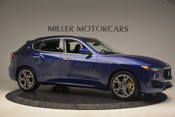 Used 2017 Maserati Levante for sale Sold at Rolls-Royce Motor Cars Greenwich in Greenwich CT 06830 10