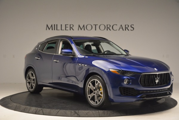 Used 2017 Maserati Levante for sale Sold at Rolls-Royce Motor Cars Greenwich in Greenwich CT 06830 11