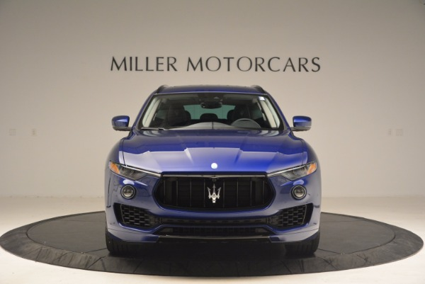 Used 2017 Maserati Levante for sale Sold at Rolls-Royce Motor Cars Greenwich in Greenwich CT 06830 12
