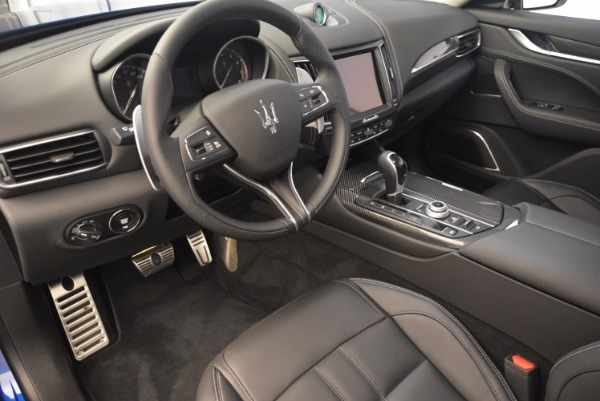 Used 2017 Maserati Levante for sale Sold at Rolls-Royce Motor Cars Greenwich in Greenwich CT 06830 13