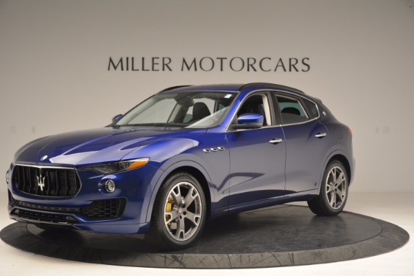 Used 2017 Maserati Levante for sale Sold at Rolls-Royce Motor Cars Greenwich in Greenwich CT 06830 2