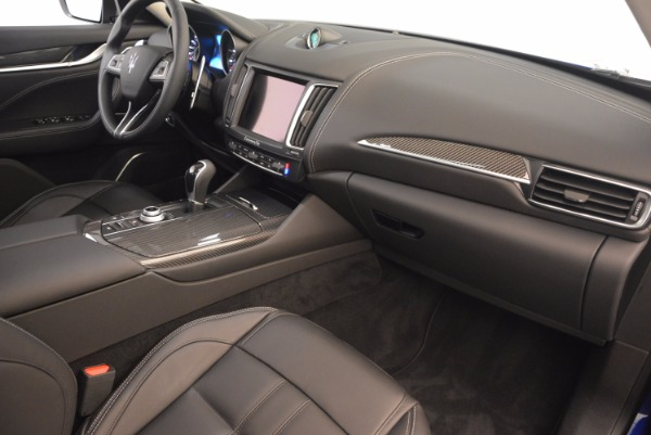 Used 2017 Maserati Levante for sale Sold at Rolls-Royce Motor Cars Greenwich in Greenwich CT 06830 21