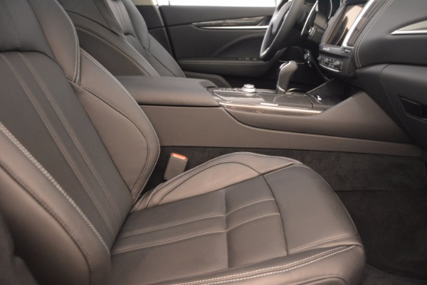Used 2017 Maserati Levante for sale Sold at Rolls-Royce Motor Cars Greenwich in Greenwich CT 06830 22