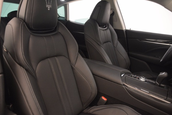 Used 2017 Maserati Levante for sale Sold at Rolls-Royce Motor Cars Greenwich in Greenwich CT 06830 23