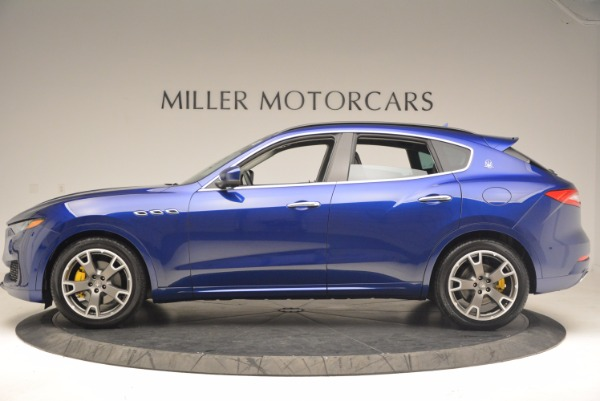 Used 2017 Maserati Levante for sale Sold at Rolls-Royce Motor Cars Greenwich in Greenwich CT 06830 3