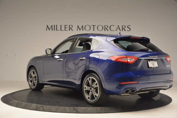 Used 2017 Maserati Levante for sale Sold at Rolls-Royce Motor Cars Greenwich in Greenwich CT 06830 5