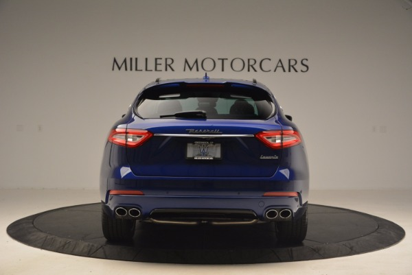 Used 2017 Maserati Levante for sale Sold at Rolls-Royce Motor Cars Greenwich in Greenwich CT 06830 6