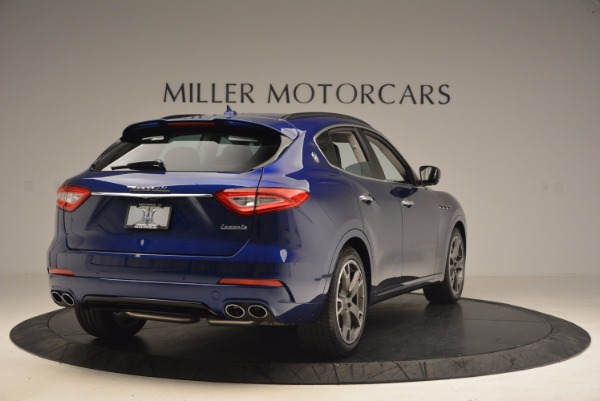 Used 2017 Maserati Levante for sale Sold at Rolls-Royce Motor Cars Greenwich in Greenwich CT 06830 7