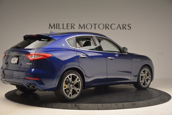 Used 2017 Maserati Levante for sale Sold at Rolls-Royce Motor Cars Greenwich in Greenwich CT 06830 8