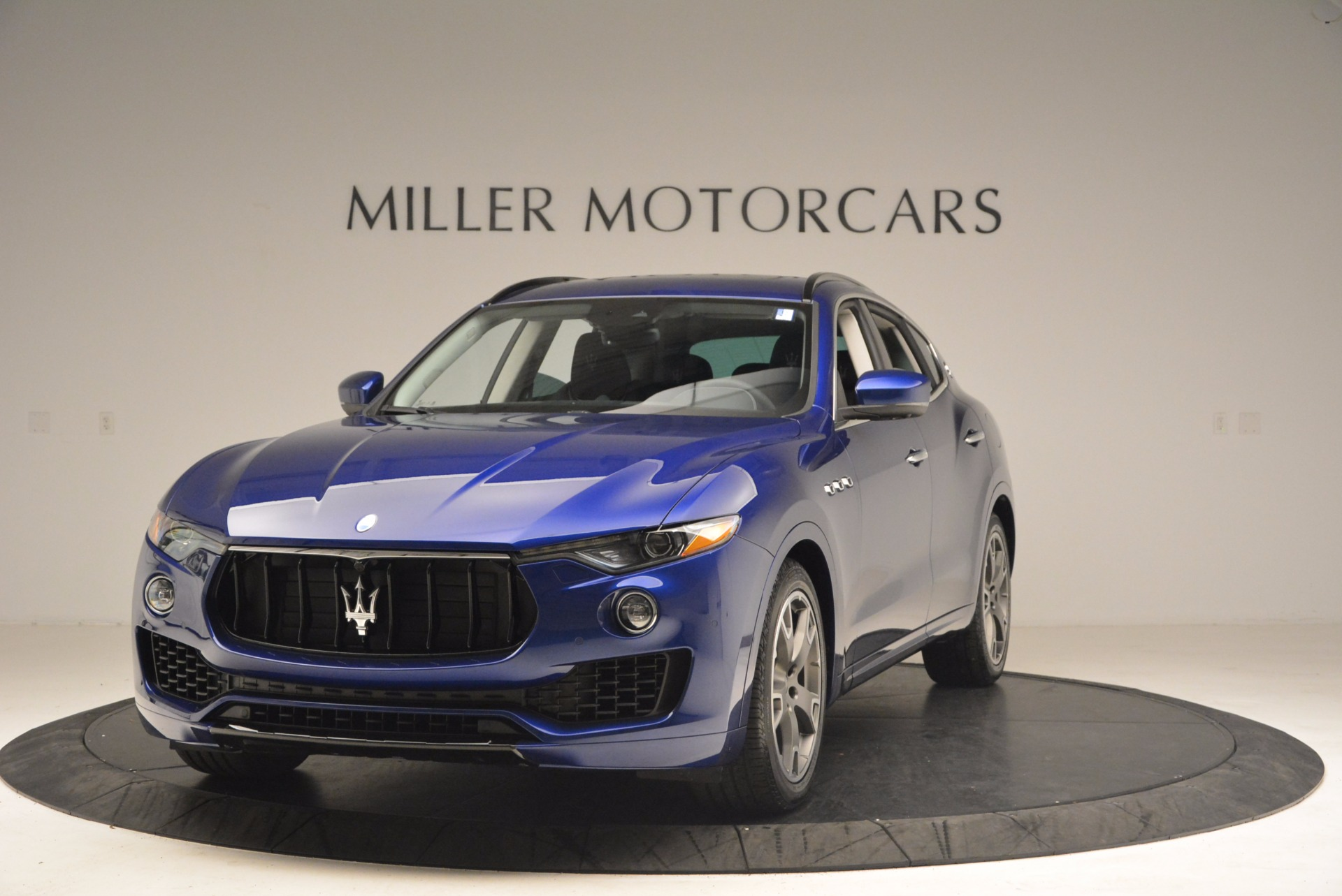 Used 2017 Maserati Levante for sale Sold at Rolls-Royce Motor Cars Greenwich in Greenwich CT 06830 1