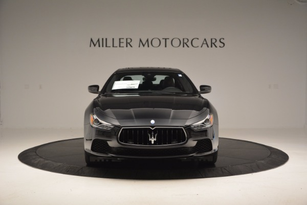 Used 2017 Maserati Ghibli S Q4 for sale $44,900 at Rolls-Royce Motor Cars Greenwich in Greenwich CT 06830 11